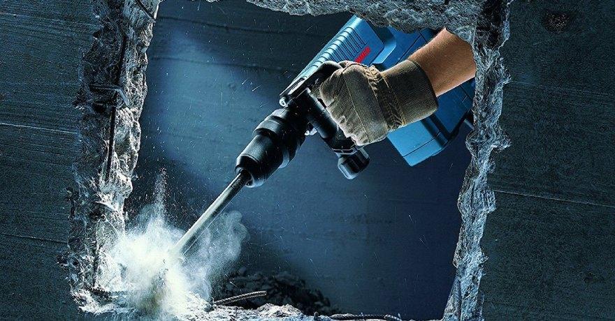 демонтаж бетона любой сложности