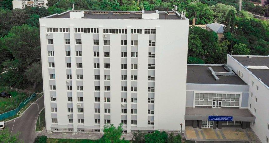 фото фасад здания после отделки
