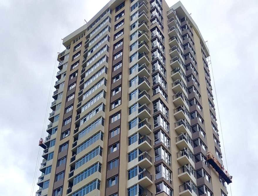 фото утепление фасадов многоэтажных домов
