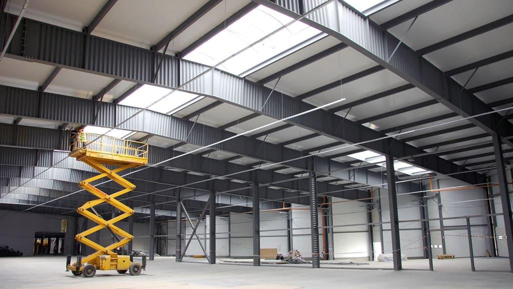 реконструкция складов